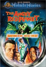 The Angry Red Planet (1960) afişi