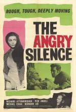 The Angry Silence (1960) afişi