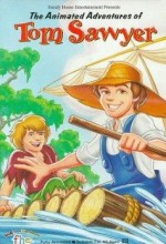 The Animated Adventures Of Tom Sawyer (1998) afişi