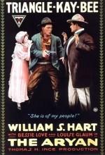 The Aryan (1916) afişi