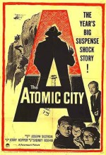 The Atomic City (1952) afişi
