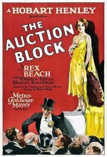 The Auction Block (1926) afişi