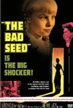 The Bad Seed (1956) afişi