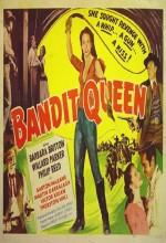 The Bandit Queen (ı) (1950) afişi