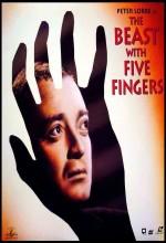 The Beast With Five Fingers (1946) afişi