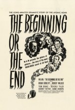 The Beginning Or The End (1947) afişi