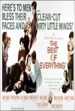The Best Of Everything (1959) afişi