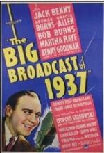 The Big Broadcast Of 1937 (1936) afişi