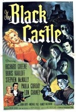 The Black Castle (1952) afişi