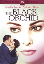 The Black Orchid (1958) afişi