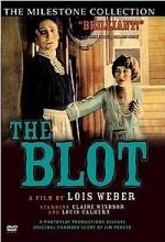 The Blot (1921) afişi