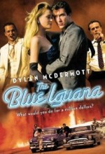 The Blue Iguana (1988) afişi