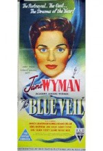 The Blue Veil (1951) afişi