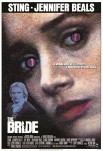 The Bride (1985) afişi