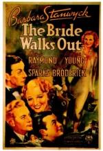 The Bride Walks Out (1936) afişi
