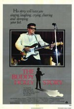 The Buddy Holly Story (1978) afişi