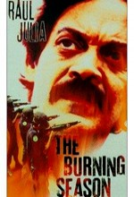 The Burning Season (1994) afişi