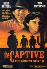 The Captive: The Longest Drive 2 (1976) afişi