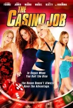 The Casino Job (2009) afişi