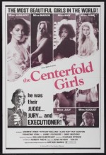 The Centerfold Girls (1974) afişi