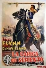 The Charge Of The Light Brigade (1936) afişi