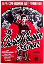 The Charlie Chaplin Festival (1938) afişi