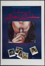 The Confessions Of Linda Lovelace (1977) afişi