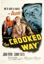 The Crooked Way (1949) afişi
