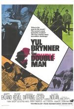 The Double Man (1967) afişi