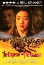 The Emperor And The Assassin (1998) afişi