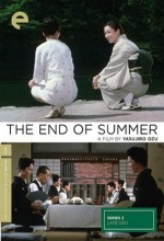 The End Of Summer (1961) afişi