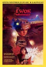 The Ewok Adventure (1984) afişi