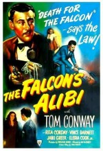 The Falcon's Alibi (1946) afişi