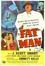 The Fat Man (1951) afişi