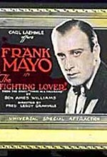 The Fighting Lover (1921) afişi