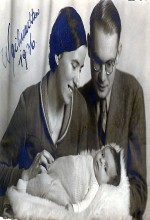 The First Baby (1936) afişi