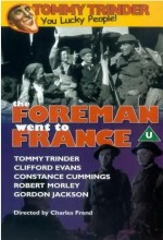 The Foreman Went To France (1942) afişi