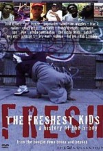 The Freshest Kids (2002) afişi