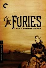 The Furies (1950) afişi