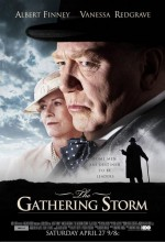 The Gathering Storm (2002) afişi