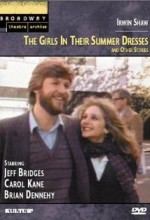 The Girls In Their Summer Dresses And Other Stories By ırwin Shaw (1981) afişi