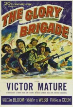 The Glory Brigade (1953) afişi