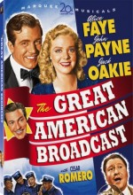 The Great American Broadcast (1941) afişi