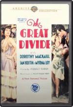 The Great Divide (ı) (1929) afişi