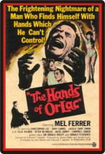 The Hands Of Orlac (1960) afişi