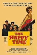 The Happy Time (1952) afişi