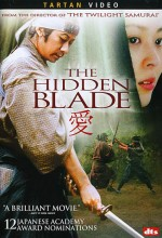 The Hidden Blade (2004) afişi