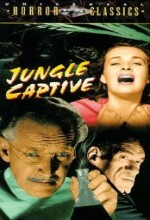 The Jungle Captive (1945) afişi