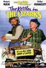 The Kettles In The Ozarks (1956) afişi