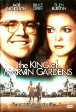 The King Of Marvin Gardens (1972) afişi